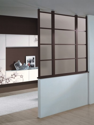 Interpareti pareti divisorie divisori attrezzati - Separe cucina soggiorno ...