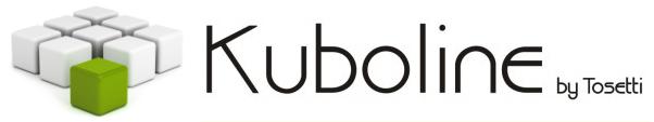 Kuboline by Tosetti - Arredamenti a Prezzi di Fabbrica