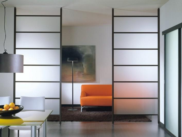 Interpareti pareti divisorie divisori attrezzati for Pannelli cucina ikea