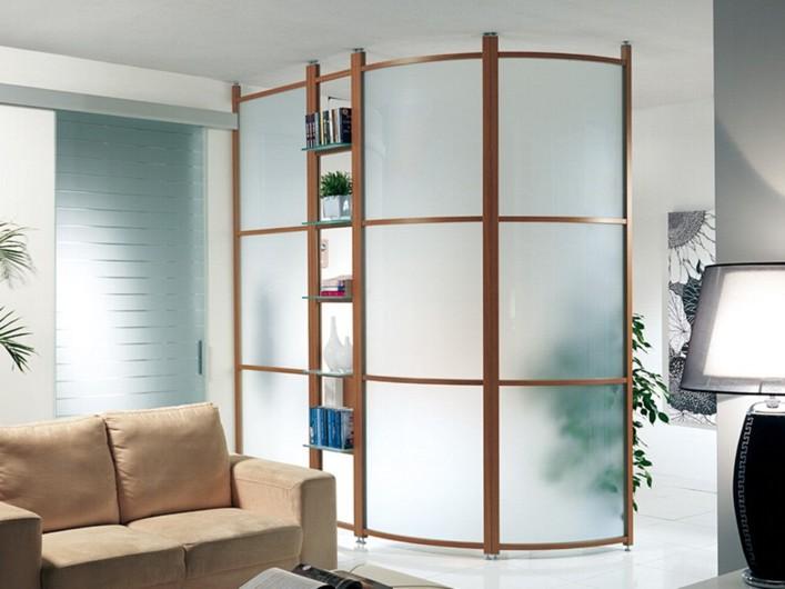 Interpareti pareti divisorie divisori attrezzati - Pareti divisorie per casa ...