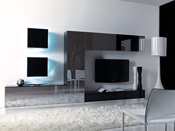 Equipped Wall Furniture Tv Holder Equipped Wall Furniture