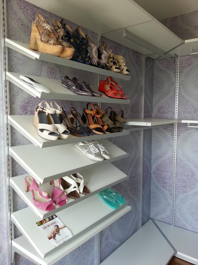 Cabina armadio per scarpe kuboline - Cabina armadio per scarpe ...